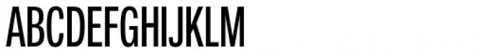 Neue Helvetica Pro 59 Regular Compressed Font UPPERCASE