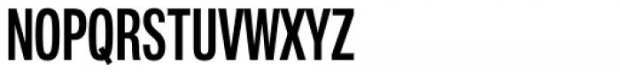 Neue Helvetica Pro 69 Medium Compressed Font UPPERCASE