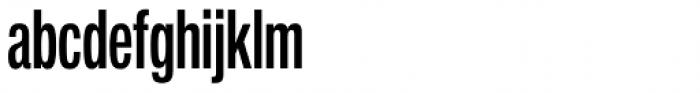 Neue Helvetica Pro 69 Medium Compressed Font LOWERCASE