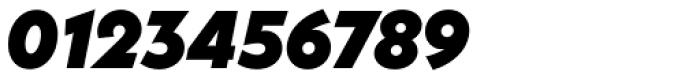 Neue Kabel Black Italic Font OTHER CHARS