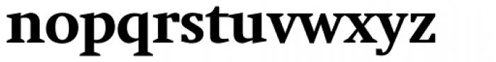 Neue Swift Pro Bold Font LOWERCASE