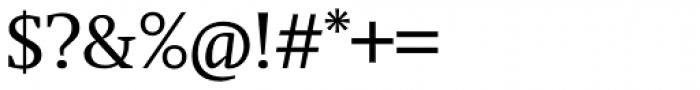 Neue Swift Pro Light Font OTHER CHARS