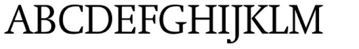 Neue Swift Pro Light Font UPPERCASE
