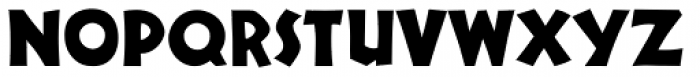Neuland URW D Normal Font UPPERCASE