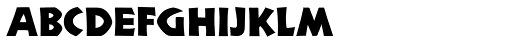 Neuland URW D Normal Font LOWERCASE