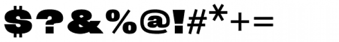 Neultica 4F Black Font OTHER CHARS