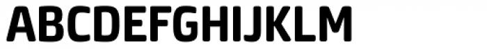 Neuron ExtraBold Font UPPERCASE