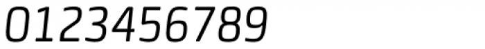 Neuron Light Italic Font OTHER CHARS