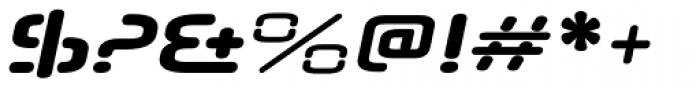 Neuropol Nova Xp Bold Italic Font OTHER CHARS