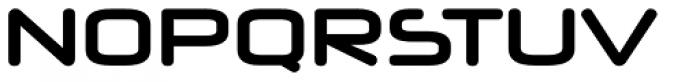 Neuropol X Bold Font UPPERCASE