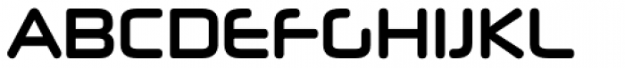 Neuropol X Cond Bold Font UPPERCASE