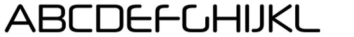 Neuropol X Cond Font UPPERCASE
