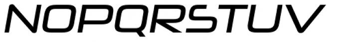 Neuropolitical Book Italic Font UPPERCASE