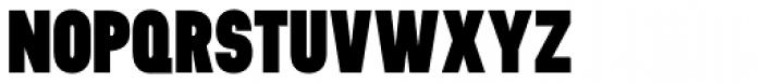 Neusa Black Font UPPERCASE