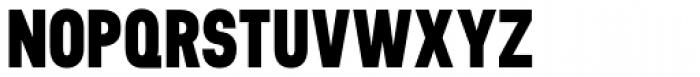Neusa ExtraBold Font UPPERCASE