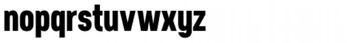 Neusa ExtraBold Font LOWERCASE