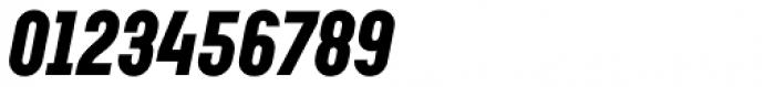 Neusa Next Pro Compact Bold Italic Font OTHER CHARS