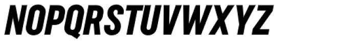 Neusa Next Pro Compact Bold Italic Font UPPERCASE