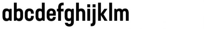 Neusa Next Pro Condensed Medium Font LOWERCASE