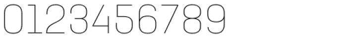Neusa Next Pro Thin Font OTHER CHARS