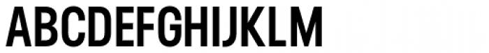 Neusa SemiBold Font UPPERCASE