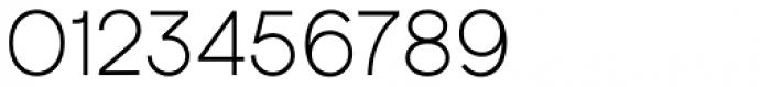 Neutrif Pro Light Font OTHER CHARS