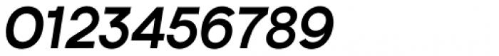 Neutrif Pro SemiBold Italic Font OTHER CHARS