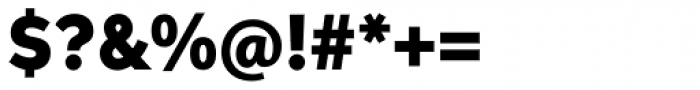 Neutro Black Font OTHER CHARS