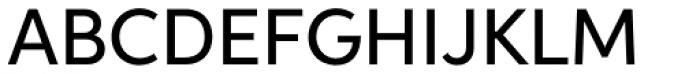 Neutro Medium Font UPPERCASE