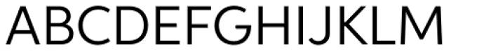 Neutro Regular Font UPPERCASE