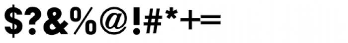 Neuzeit Grotesk Black Font OTHER CHARS