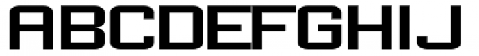 Never Say Die 2003 Font UPPERCASE