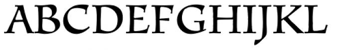 New Amigo RXSN Regular Font UPPERCASE