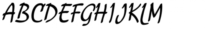 New Amplia Font UPPERCASE