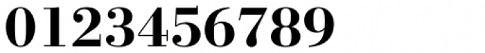 New Bodoni DT Bold Font OTHER CHARS