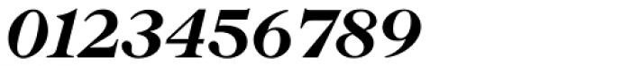 New Caslon B EF Bold Italic Font OTHER CHARS