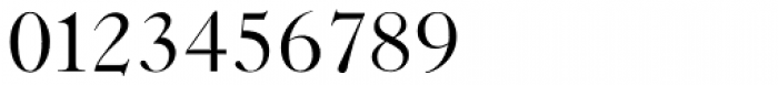 New Caslon B EF Roman Font OTHER CHARS