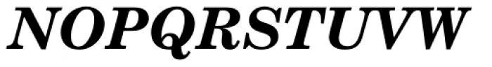 New Century Schoolbook Bold Italic Font UPPERCASE