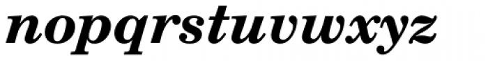 New Century Schoolbook Bold Italic Font LOWERCASE