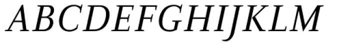 New Clear Era Alt Italic Font UPPERCASE