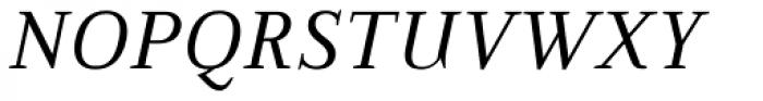 New Clear Era Italic Font UPPERCASE
