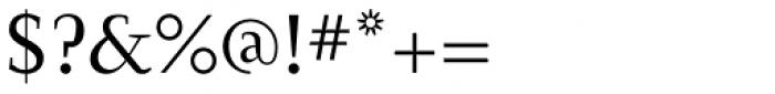 New Clear Era Regular Font OTHER CHARS