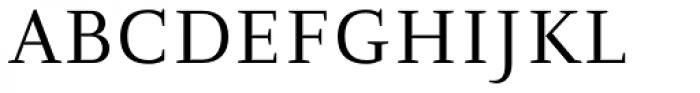 New Clear Era Regular Font UPPERCASE