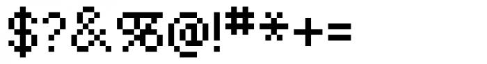 New Geneva Nine ICG Font OTHER CHARS