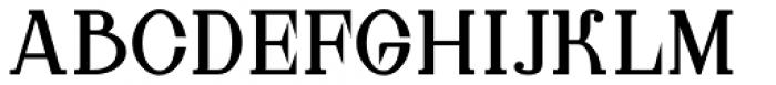 New Lanzelott Regular Bold Font UPPERCASE