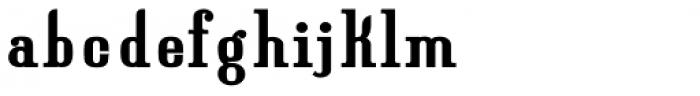 New Lanzelott Regular Bold Font LOWERCASE