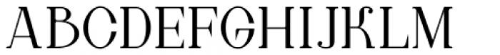New Lanzelott Regular Font UPPERCASE