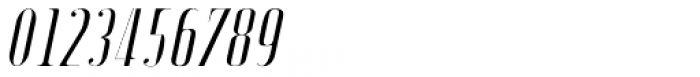 New Lanzelott Thin italic Font OTHER CHARS
