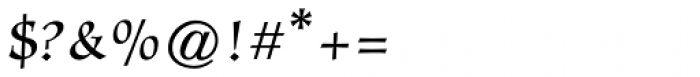 New Marigold SXSN Regular Font OTHER CHARS
