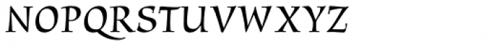 New Marigold SXSN Regular Font UPPERCASE